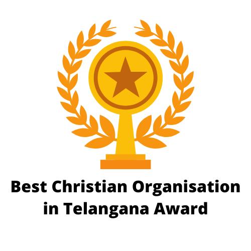 Best Christian Organisation in Telangana Award